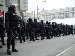 The Police State Vs. Occupy Wall Street: This Is Not Going To End Well For Any Of Us