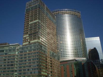 Goldman Sachs New World Headquarters