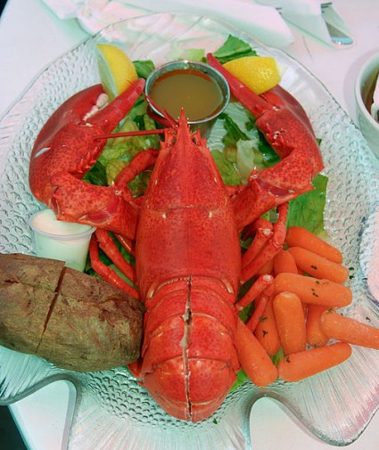 Did Your Tax Dollars Buy This Lobster?