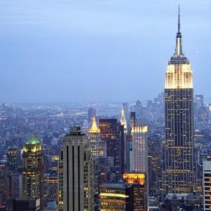 Lower East Manhattan - Photo by Eric Kilby