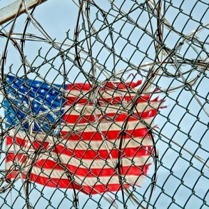 Police State Big Brother Prison Grid - Public Domain