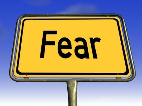 Fear - Public Domain
