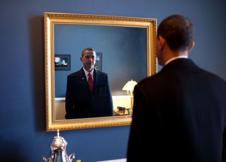 barack-obama-looking-into-a-mirror-public-domain