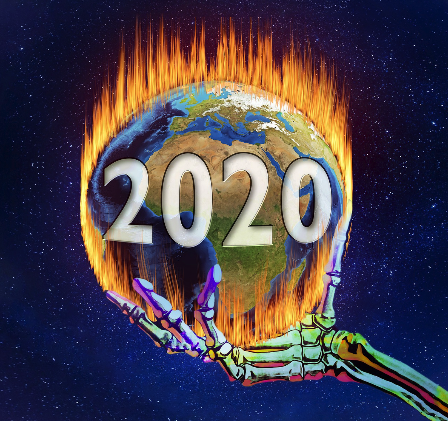 2020 Has Been A ?Nightmare Year? For America, And The Economic Fallout Is Just Getting Started (theeconomiccollapseblog.com)